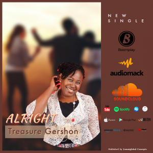 Treasure -Alright