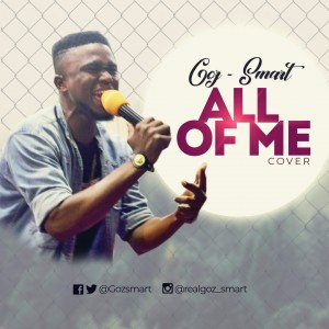 All of me cover goz-smart