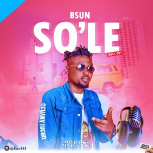 SOLE BY BSUN